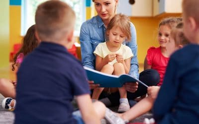 Why reading to children is so important